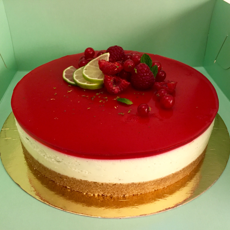 cheesecake med gelatin