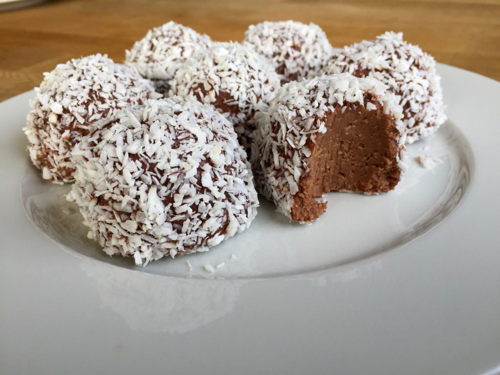 delicato chokladboll glutenfri
